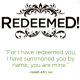 Redeemed TV